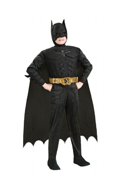 Batman Child Deluxe Costume